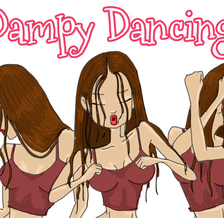Curly Kinky Hair Business : Dampy Dancing
