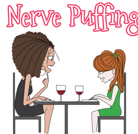 Curly Kinky Hair Business : Nerve puffing