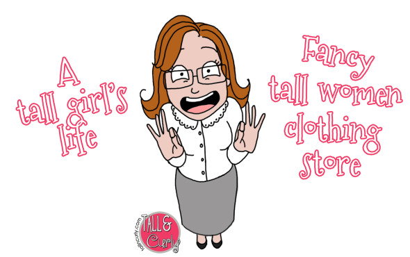 Tall N Curly - The fancy tall women clothing store