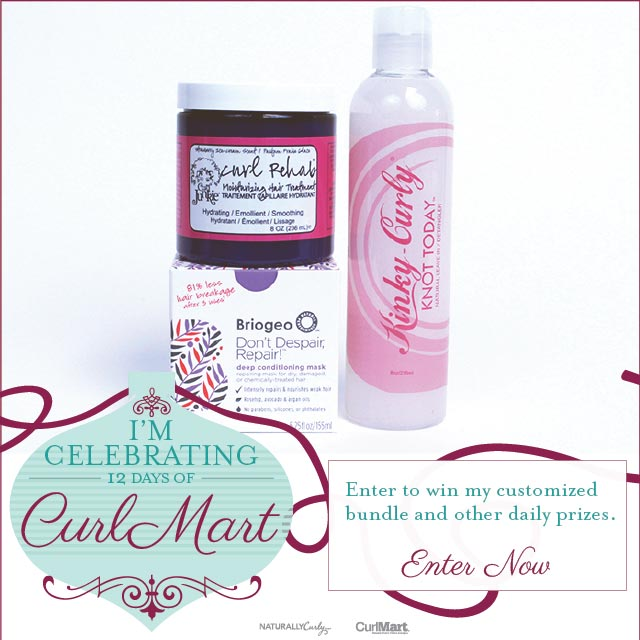 Tall N Curly - Giveway