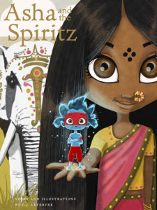 Asha and the Spiritz
