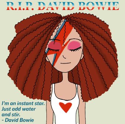 Tall N Curly _ RIP David Bowie
