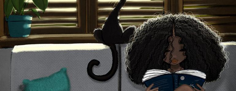 Cheyan Lefebvre - Childhood cat