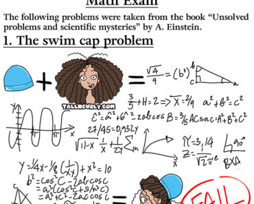 Tall N Curly - Math problem